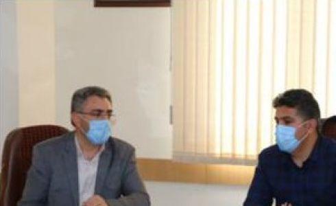 دیدار صمیمی سرپرست شهرداری سلماس با ریاست و اعضای محترم شورای اسلامی شهر